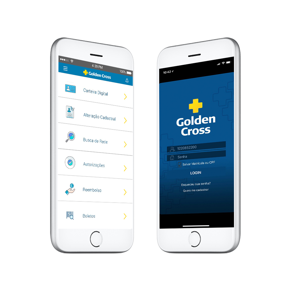 App Golden Cross